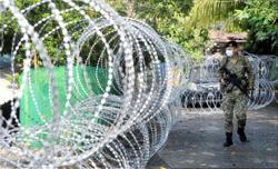 Cops tracing men who fled EMCO at Pantai Dalam