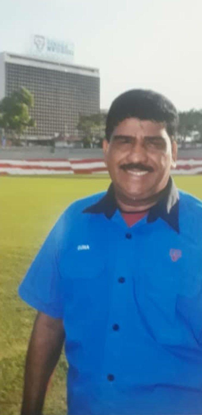 Coach Guna, Gunasegaran P. Sambosivam