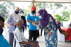 Fast-track plan to vaccinate Orang Asli
