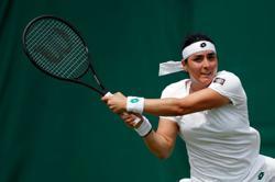 Tennis-Jabeur makes Wimbledon history for Arab women by sealing last-eight spot
