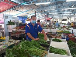 Spike in prices of greens caused by Camerons EMCO