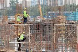 Stop work order hiccup for construction sector