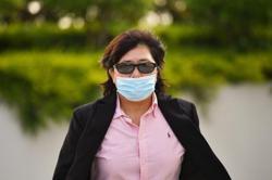 Woman caught on video refusing to wear a mask at MBS handed 14 new charges