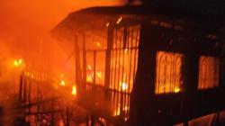 Series of fires hit Tawau, dozens left homeless
