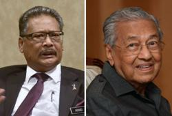Mohamed Apandi willing to settle suit against Dr M, government through mediation