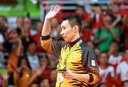 Chong Wei says he can be effective chef de mission from home