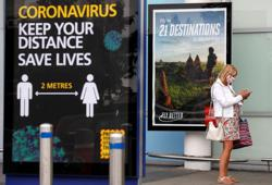 Vaccinated Britons arriving from 'amber list' nations to avoid quarantine -media