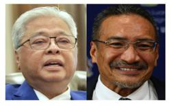 PM appoints Ismail Sabri as Deputy Prime Minister, Hisham as Senior Minister