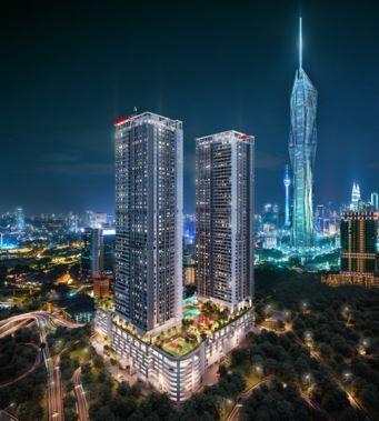 Sunway Belfield, Kuala Lumpur City Centre July21