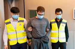 Canadian jailed for robbing StanChart bank in Singapore may escape caning