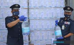 Customs foils attempt to smuggle zam zam water through Port Klang