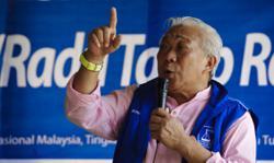 Bung's decision has cemented Sabah Umno's autonomy, says Jeffrey Kitingan