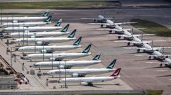 Senior execs resign from Cathay Pacific amid Covid battle