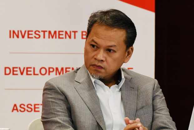 MIDF head of development finance Azizi Mustafa (pic) said the development finance institution would be offering schemes of RM50, 000 to RM20mil per SME at a financing rate between 2% and 3%, which is lower than conventional bank loans.