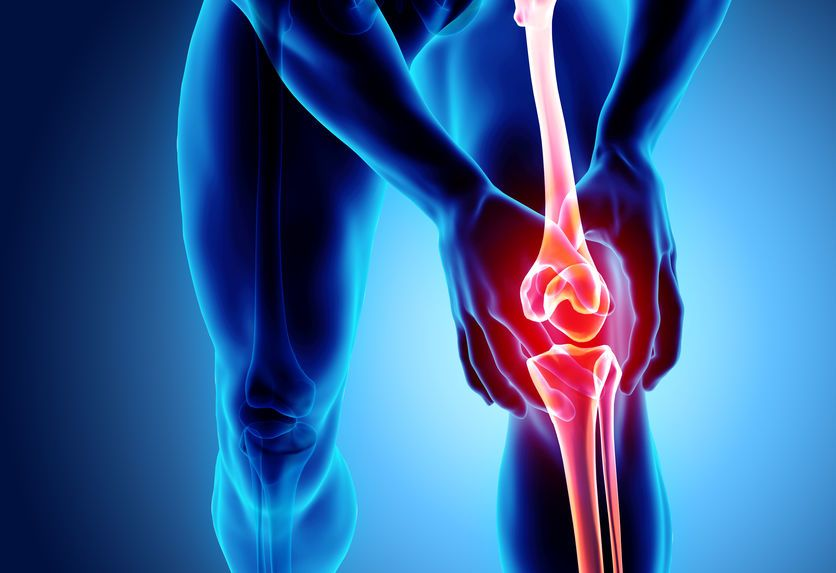 Individuals with knee osteoarthritis can try backward walking as an alternative exercise, as the motion places less strain on the knee joint. — 123rf.com
