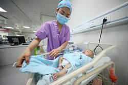 Could masks affect newborn babies?