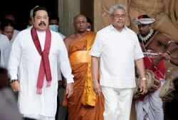 Sri Lanka's Rajapaksa family tightens grip with ministerial picks