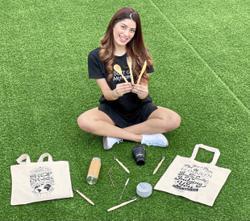 Mrs Malaysia/World and Zero Waste Malaysia promote plastic-free lifestyle