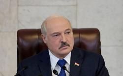 Ukraine to sanction top Belarus security officials, Lukashenko's son