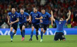 Factbox: Soccer-Italy's road to the Euro 2020 final