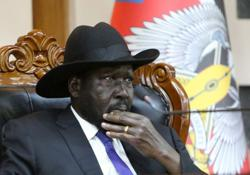 On independence day, South Sudan's Kiir pledges no more war; Pope says will visit