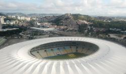 Rio to allow some spectators at Copa America soccer final