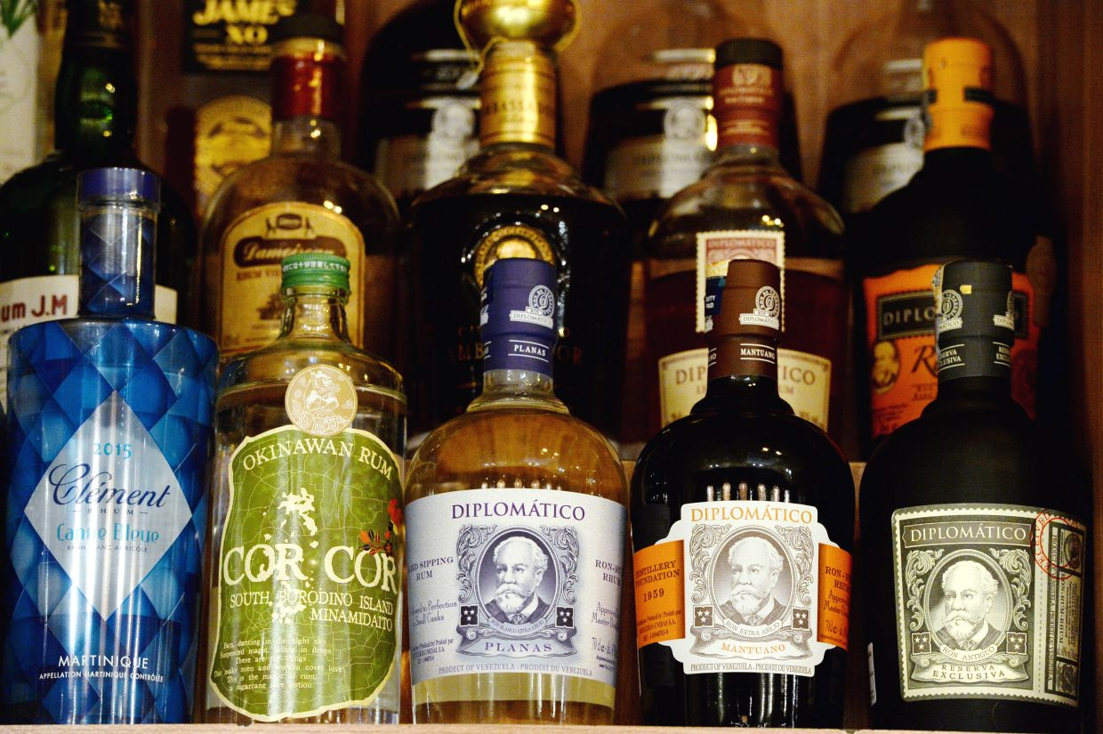 There are many different sorts of rum, and each one can be enjoyed in different ways.