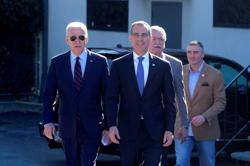 Biden to nominate Los Angeles Mayor Garcetti to be U.S. ambassador to India