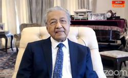 Birthday greetings and well wishes pour in for 96-year-old Dr M