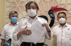 Gabungan Parti Sarawak affirms support for Perikatan Nasional, Muhyiddin