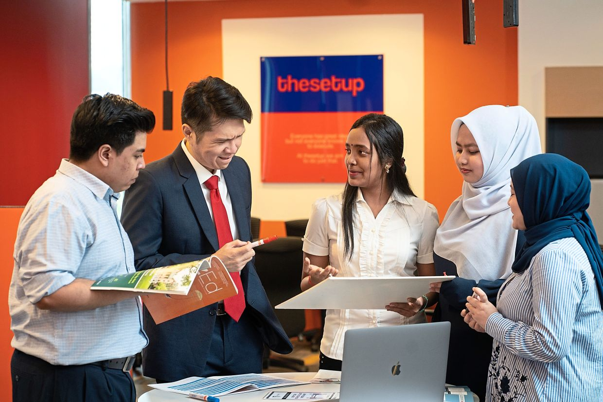 Taylor's University's BizPod is a start-up accelerator and incubator where students are mentored on their entrepreneurial ideas for free.