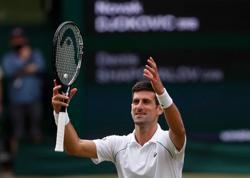 Factbox-Tennis-Novak Djokovic v Matteo Berrettini - road to Wimbledon final and key stats