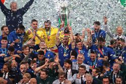 Factbox-Soccer-List of European Championship winners