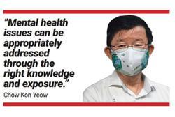 Tackling mental health issues