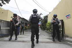 Two suspected IS-linked militants killed in central Indonesia