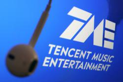 Tencent to give up exclusive music rights, Reuters says