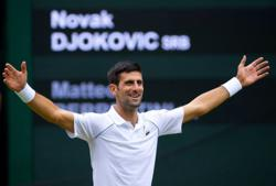 Tennis-Djokovic becomes first player to qualify for ATP Finals after Wimbledon win
