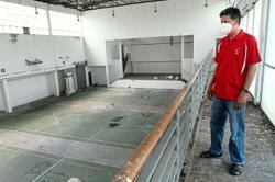 Repair vandalised hall, MPK urged