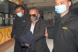Mansor pleads not guilty