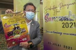 Sarawak Day celebration to be held on small scale again due to pandemic
