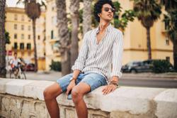 Jean shorts, or jorts, are no longer just a 'dad style' staple