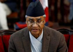Liberal Deuba becomes PM as Nepal struggles with COVID