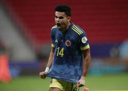 Soccer-Colombia's Luis Diaz named 'Revelation of Copa America'