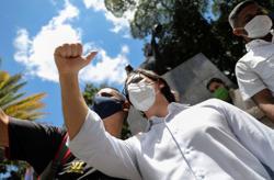 U.S. and UK condemn detention of Venezuelan opposition politician