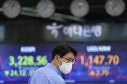 Asian markets fall on US inflation concerns