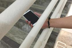 NTU student allegedly used mobile phone to look under woman's clothes on campus