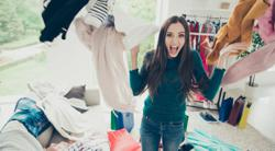 Renting clothes might not be as 'green' as you think, a study reveals