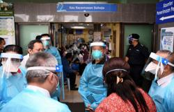 HTAR director: Emergency and trauma department not emptied for PM's visit