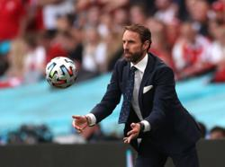 Gareth Southgate set up a goal; Boris Johnson flinched