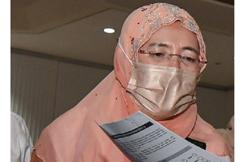 Infectious disease expert Dr Rose Mudin is new Sabah Health director